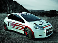 Specificatii Abarth Punto 1.4 Turbo T-Jet 155CV