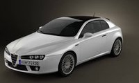 Specificatii Alfa Romeo Brera 2.4 JTDM 200cv