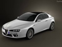 Specificatii Alfa Romeo Brera 3.2 V6 260cv