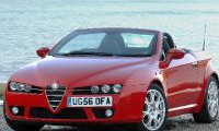 Specificatii Alfa Romeo Spider 2.2 JTS 185cv