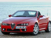 Specificatii Alfa Romeo Spider 3.2 V6 260cv