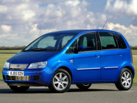 Specificatii Fiat Idea 1.3 MJET 95cv