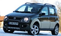Specificatii Fiat Panda 1.3 MJET 70CV
